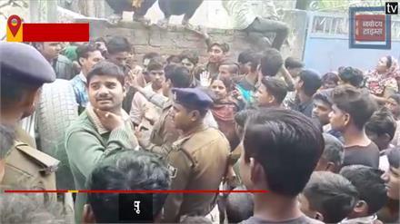मुज़फ़्फ़रपुर में मासूम बच्ची की हत्या, रेप के बाद हत्या की जताई आशंका