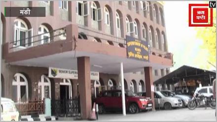 जोगिंद्रनगर पुलिस को नाके के दौरान मिली सफलता, 1 किलो 121 ग्राम चरस के साथ आरोपी गिरफ्तार
