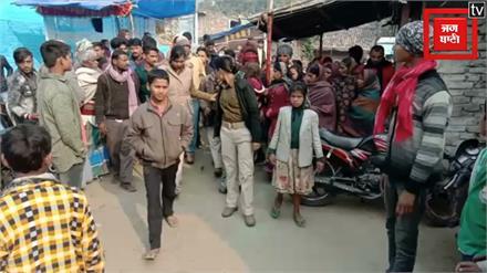 लापता व्यवसायी का शव घर के पीछे से हुआ बरामद, पुलिस ने परिवार वालों पर जताया शक