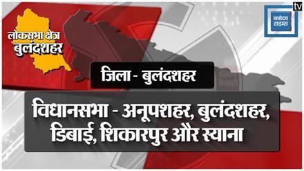 Loksabha Election 2019: एक नजर बुलंदशहर लोकसभा सीट पर ।। Bulandshahr  Lok Sabha Seat