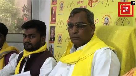 राजभर ने वाराणसी में मोदी के खिलाफ भी उतारा प्रत्याशी, मनमुताबिक सीटें नहीं मिलने से हैं नाराज़