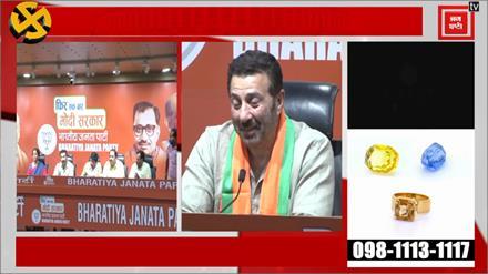 Sunny Deol का Modi विरोधियों पर फ़ौजी प्रहार !