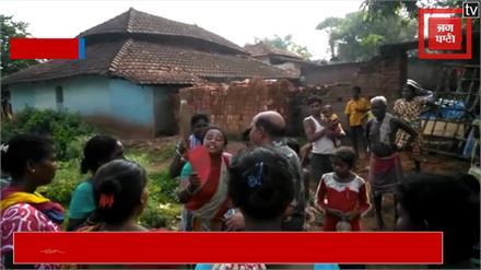 मसानजोर थानेदार को महिलाओं ने पीटा, एसपी ने सख्त जांच के दिए आदेश