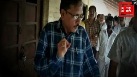 BSA ऑफिस में घोटाले वालई फाइलों को जलाया, नज़र चुराते आए अधिकारी