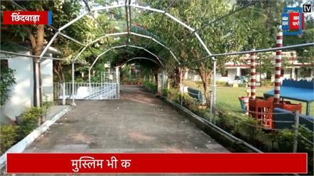 पाकिस्तान के बाद  एमपी में  मां हिंगलाज का एकमात्र मंदिर,  यहाँ नवरात्र पर हजारों कलश किए जाते हैं स्थापित
