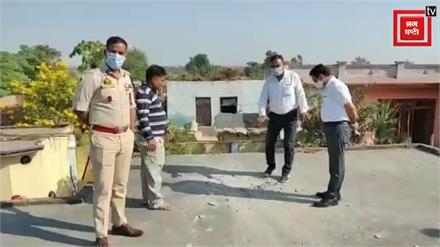 पाकिस्तान की गोलीबारी से प्रभावित लोगों की हालत जानने पहुंचे डीसी-एसएसपी