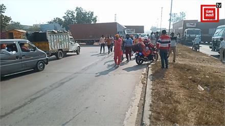 रियाणा-यूपी बॉर्डर पर पुलिस और मध्यप्रदेश के किसानों में 'भिडंत', रोके नहीं रुके अन्नदाता