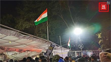 दिल्ली का शाहीन बाग बना भोपाल का भारत टॉकीज चौराहा