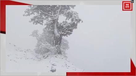 सीजन के चौथे हिमपात से सिरमौर फिर जाम