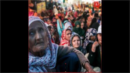 #Delhi : जाफराबाद में #CAA के खिलाफ महिलाओं का प्रदर्शन, मेट्रो स्टेशन बंद, सुरक्षा बल तैनात