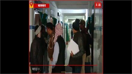 #आपसी रंजिश में दबंगों ने की युवक पर Firing,Sadar Hospital में चल रहा इलाज