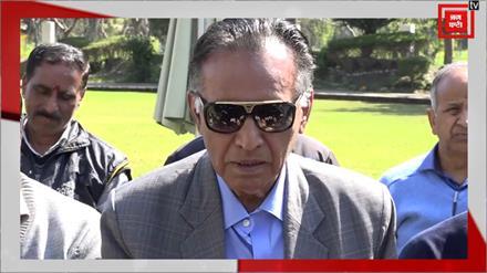 पूर्व मंत्री जीएस बाली ने प्रदेश सरकार को कटघरे में किया खड़ा, सुनिए क्या कहा