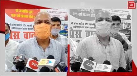 #Corona महामारी में PM Modi का नेतृत्व देवतुल्य हैः Sanjay Bhatia