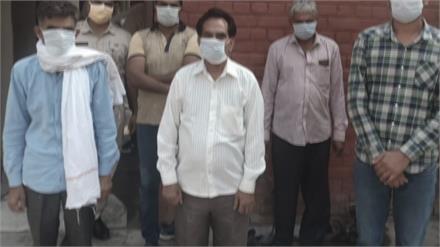 पाइपलाइन से चुराया 55 हजार लीटर तेल, सरगना सहित 7 आरोपी गिरफ्तार