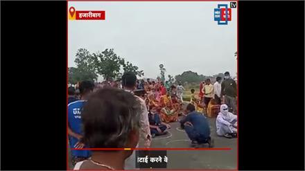 विधायक अंबा प्रसाद की दबंगई, NTPC अधिकारियों पर डंडे बरसाने के लिए लोगों को उकसाया...