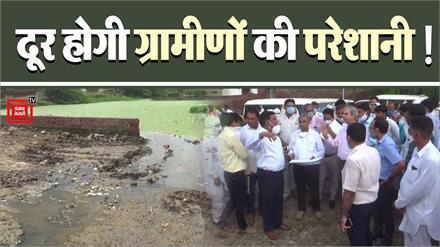 20 साल बाद गुढ़ा गांव को गंदे पानी और कचरे की समस्या से मिलेगा छुटकारा, 43 लाख की योजना का हुआ शुभारंभ