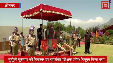 बीजेपी नेता मनोज सिन्हा ने ली जम्मू कश्मीर के उपराज्यपाल के रूप में शपथ
