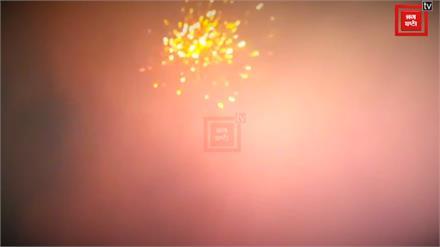 Ambala में BJP ने निकाली भगवान Ram की झांकी, जश्न मनाया.. पटाखे भी फोड़े