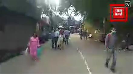 Border खुलने के बाद पहले weekend  पर कैसी है शिमला की रौनक देखिए Live