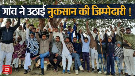 ट्रैक्टर परेड के लिए बड़ोदा गांव ने इकट्ठा किए 35 लाख रुपए, कहा- नुकसान की जिम्मेदारी हमारी