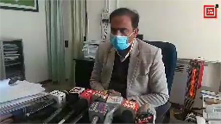 #Live:स्वास्थ्य सचिव अमिताभ अवस्थी से... जानें हिमाचल में कैसे कम हुए कोरोना के मामले