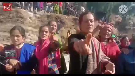 मुख्यमंत्री के गृह क्षेत्र में कथित चुनावी धांधली पर फूटा आंदोलन