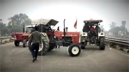 ट्रैक्टर परेड की इजाजत मिलने के बाद किसानों से बातचीत