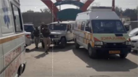मोहड़ा गांव में किसान ने अपनी रिवाल्वर से गोली मारकर की आत्महत्या, पुलिस जांच में जुटी