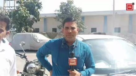 फरीदाबाद के बल्लभगढ़ तहसील में रजिस्ट्री नहीं होने की वजह से हो रहे हैं लोग परेशान लोगों ने लगाए बल्लभगढ़ तहसील पर भ्रष्टाचार के आरोप