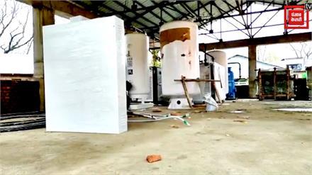 कुपवाड़ा में नहीं होगी ऑक्सीजन की कमी, जिला अस्पताल में ऑक्सीजन उत्पादन प्लांट स्थापित