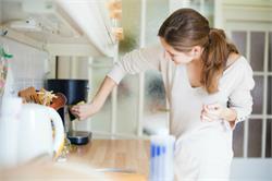 रसोईघर की सफाई और साज-सज्जा