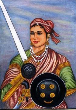 महिलाओं के लिए आज भी प्रेरणा का स्रोत हैं वीरांगना रानी लक्ष्मीबाई