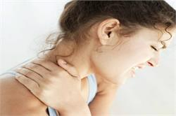गर्दन की स्पॉन्डिलॉसिस होने पर करें कुछ एेसा