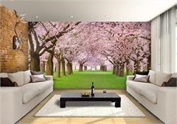वॉलपेपर से बढ़ाएं दीवारों की रौनक, तस्वीरों में देखिए डिजाइन