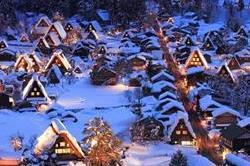 सर्दियों में 'जन्नत' बन जाती है ये जगहें