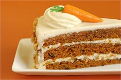 झटपट बच्चों को बनाकर खिलाएं ऑरेंज कैरेट केक (pics)