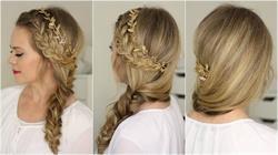 लंबे बाल से बनाएं ट्रैंडी हेयर स्टाइल (PICS)