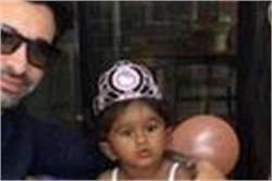 सनी और डेनियल ने मनाया बेटी निशा का दूसरा जन्म दिन, देखें तस्वीरें