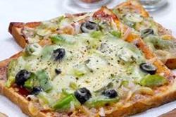 फास्ट फूड के शाैकीन हैं, ताे घऱ पर बनाएं Bread Pizza
