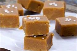 Creamy Caramel Candies