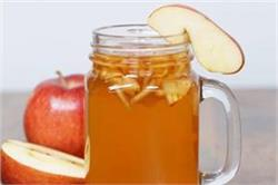 Hot Apple Tea
