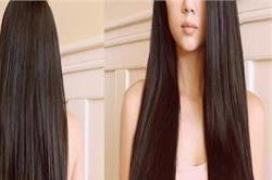 बालों को 6 इंच तक लंबा करने में मददगार है साबूदाना