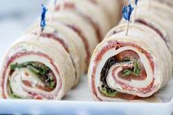 घर पर एेसे बनाएं Italian Sandwich Roll-Ups