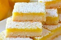घर पर आसान तरीके से बनाएं टेस्टी Lemon Bars