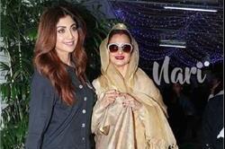 शमिता के New TV show पर पहुंची रेखा का दिखा क्लासी लुक, बाकी एक्ट्रेस ने भी किया support