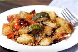 Zucchini & Potato Bake