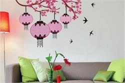 घर की दीवारों को देना है नया लुक तो ट्राई करें ये Wall Stickers