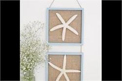 घर की बेकार चीजों से बनाएं सुदरं DIY Burlap Wall Scroll