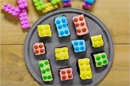 घर पर बनाएं लेगो ब्राउनी