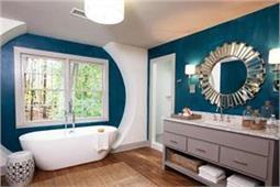 बाथरूम को स्टाइलिश बनाने के लिए इस तरह करें उसकी डेकोरेशन